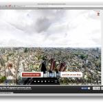 六本木ヒルズから撮影した超高解像度パノラマ写真 -45 gigapixel-