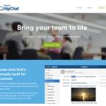 コミュニケーションツール – HipChat – 登録